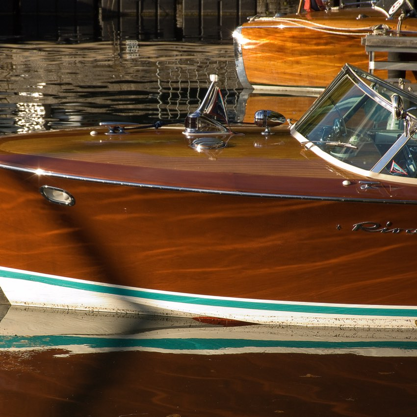 Riva rental aquarama